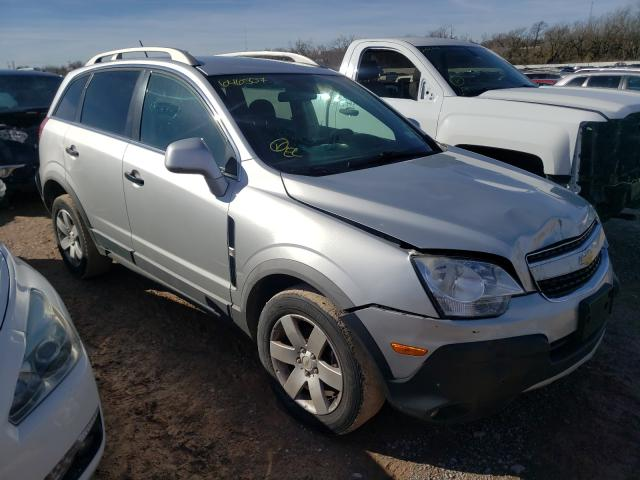 2012 Chevrolet Captiva SP en venta en Oklahoma City, OK