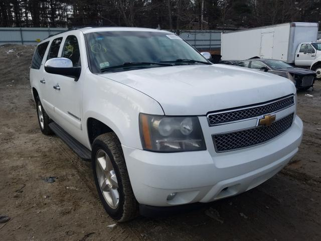 Chevrolet Suburban salvage cars for sale: 2007 Chevrolet Suburban