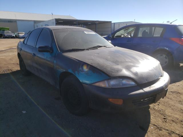 Chevrolet Cavalier salvage cars for sale: 1996 Chevrolet Cavalier