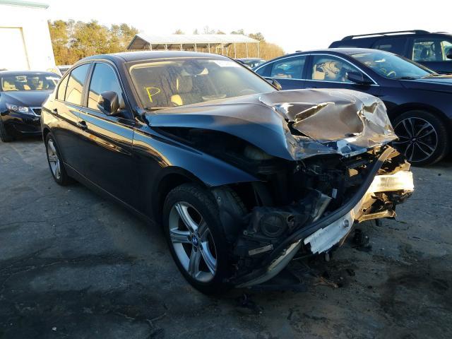 BMW Vehiculos salvage en venta: 2015 BMW 328 D