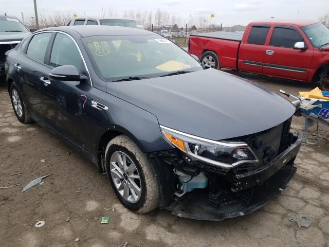 Salvage 2016 KIA OPTIMA - Small image. Lot 30003771