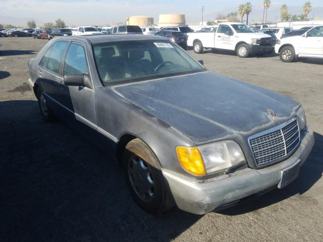 Salvage cars for sale from Copart Colton, CA: 1992 Mercedes-Benz 400 SE