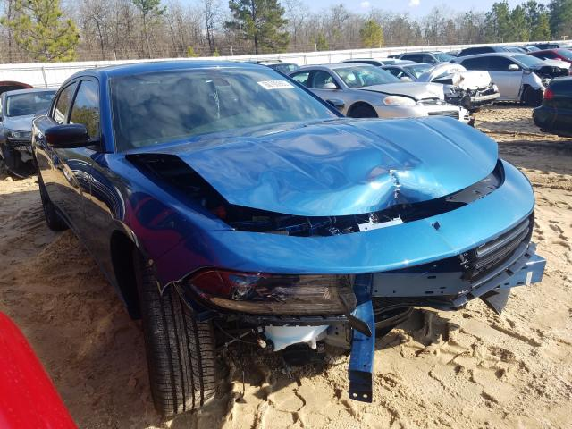 Salvage cars for sale from Copart Gaston, SC: 2020 Dodge Charger SX