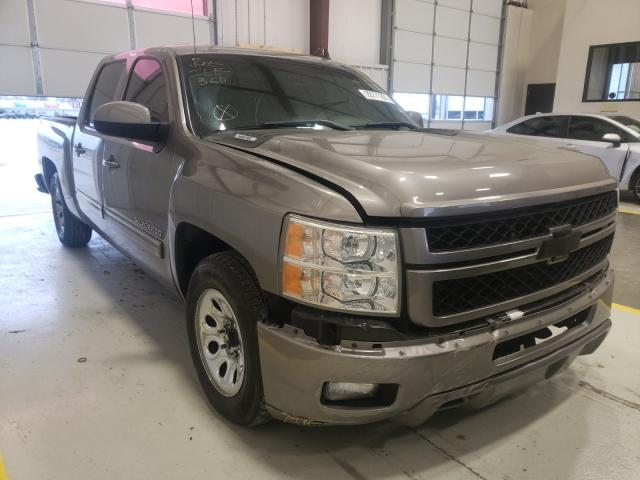 Chevrolet salvage cars for sale: 2012 Chevrolet Silverado