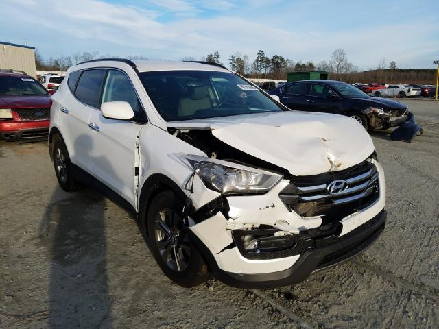 Salvage cars for sale from Copart Spartanburg, SC: 2013 Hyundai Santa FE S