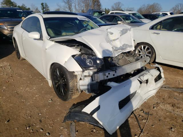 Infiniti G35 salvage cars for sale: 2007 Infiniti G35