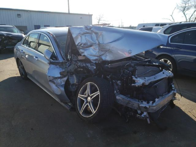 Vehiculos salvage en venta de Copart Brookhaven, NY: 2017 Mercedes-Benz E 300 4matic