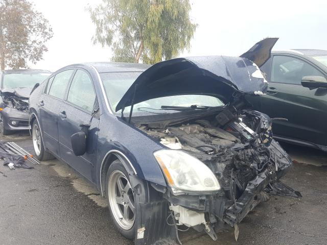 Nissan salvage cars for sale: 2004 Nissan Maxima SE
