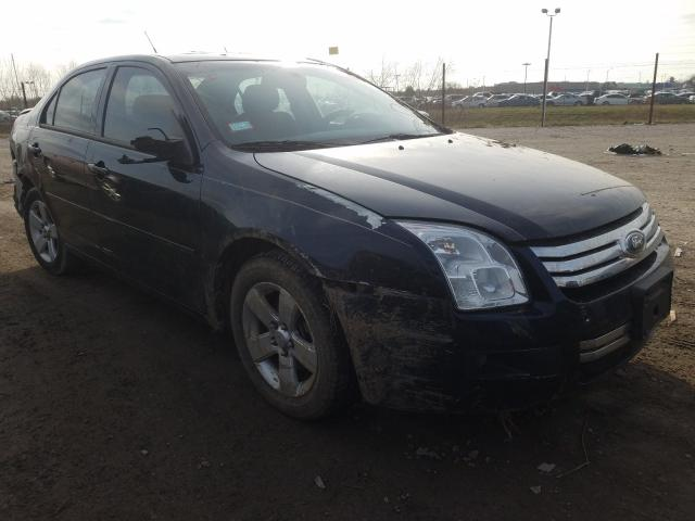 Salvage 2008 FORD FUSION - Small image. Lot 29842611