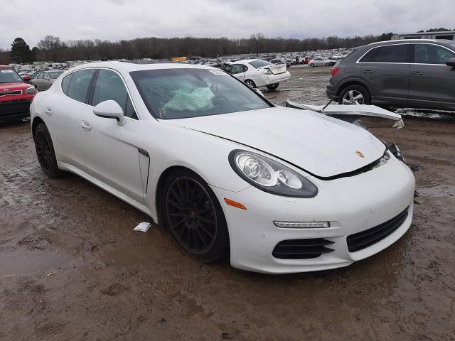 Porsche salvage cars for sale: 2015 Porsche Panamera S