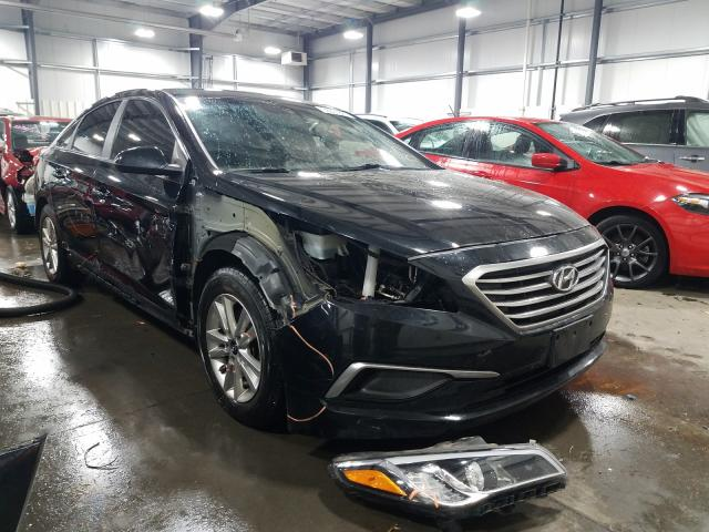 Hyundai Sonata salvage cars for sale: 2016 Hyundai Sonata