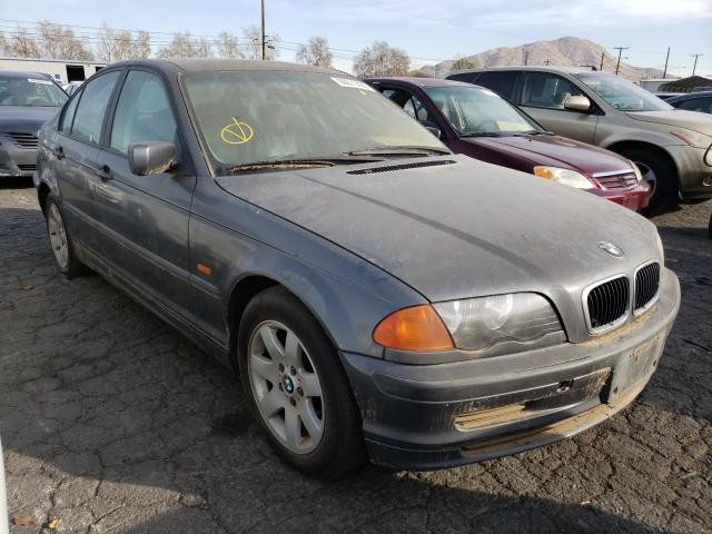 Salvage cars for sale from Copart Colton, CA: 2001 BMW 3 Series