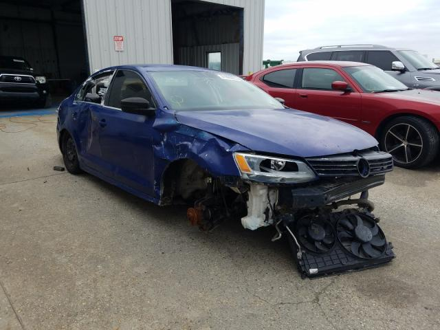 Salvage cars for sale from Copart New Orleans, LA: 2013 Volkswagen Jetta SE