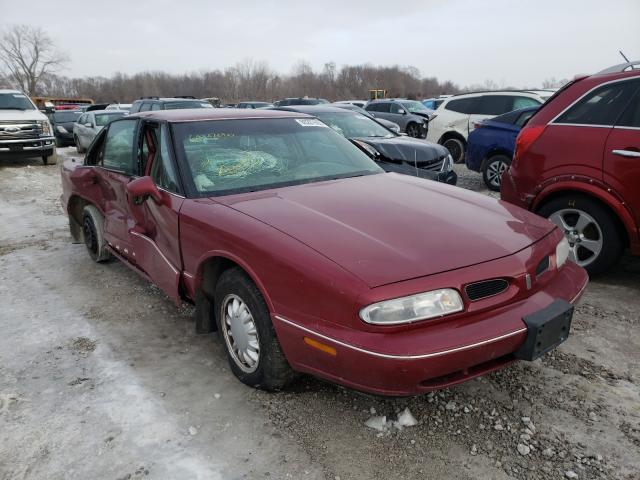 Oldsmobile 88 Base salvage cars for sale: 1996 Oldsmobile 88 Base