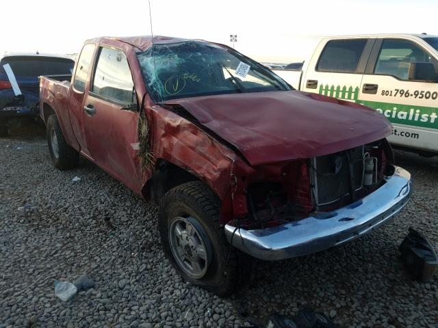 Salvage cars for sale from Copart Magna, UT: 2006 Chevrolet Colorado