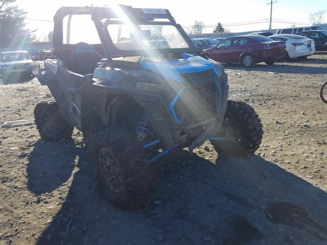Salvage cars for sale from Copart Windsor, NJ: 2019 Polaris RZR XP Turbo