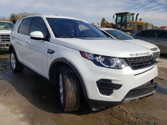 Salvage 2017 LAND ROVER DISCOVERY - Small image. Lot 29760051