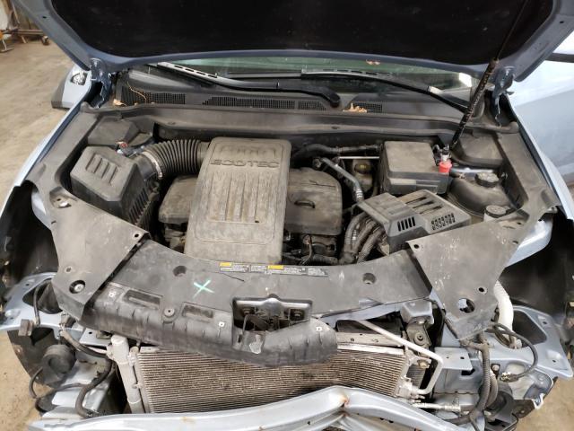2GNFLGEK9E6279412 2014 Chevrolet Equinox Lt 2.4L