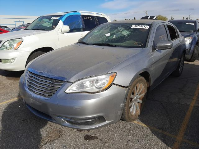 из сша 2014 Chrysler 200 Tourin 3.6L 1C3CCBBG8EN144730