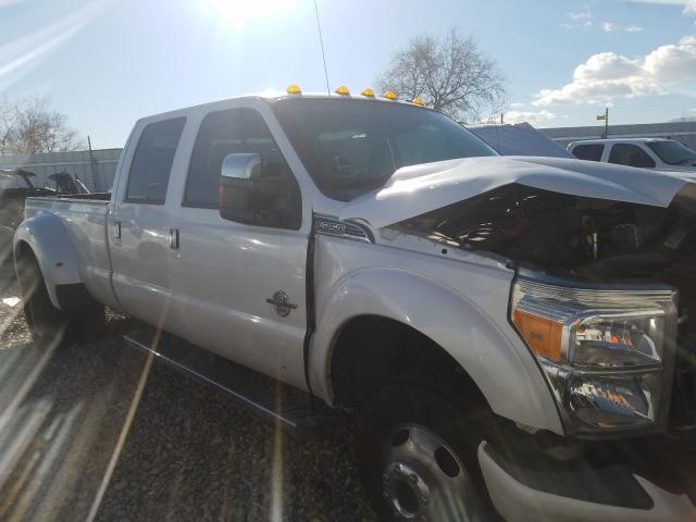 Salvage cars for sale from Copart Magna, UT: 2013 Ford F350 Super