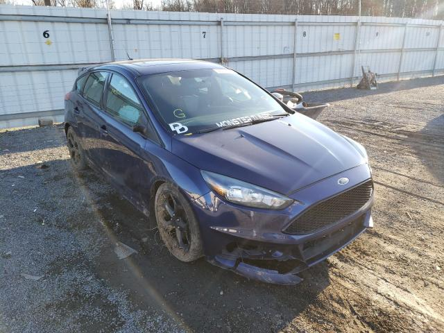 Salvage 2016 FORD FOCUS - Small image. Lot 29933721
