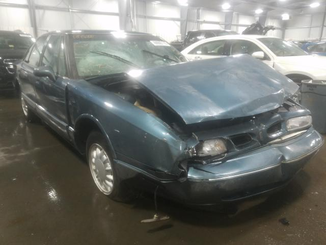 Oldsmobile Vehiculos salvage en venta: 1996 Oldsmobile 88 Base