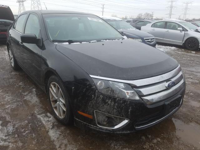 3FAHP0JA8CR123383 2012 Ford Fusion Sel 2.5L