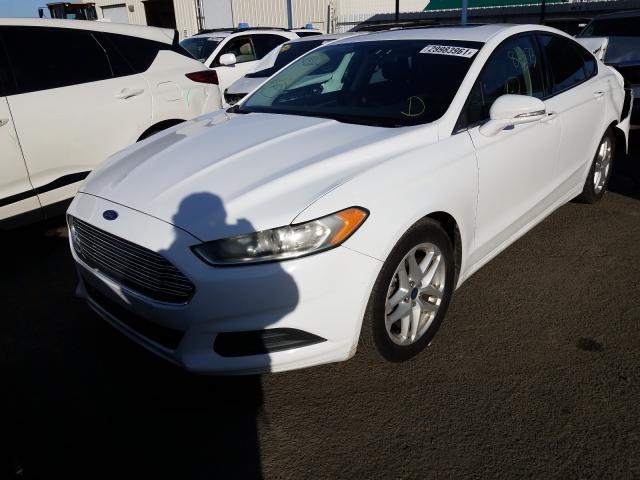 из сша 2015 Ford Fusion Se 2.5L 3FA6P0H74FR129509
