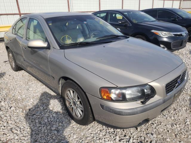 Volvo salvage cars for sale: 2003 Volvo S60