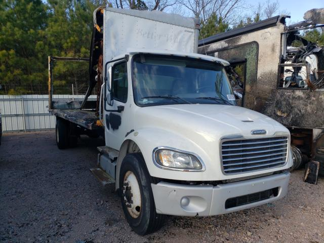 Salvage cars for sale from Copart Charles City, VA: 2013 Freightliner M2 106 MED