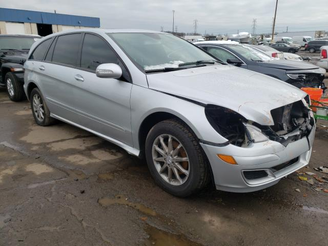 Salvage cars for sale from Copart Woodhaven, MI: 2006 Mercedes-Benz R 350