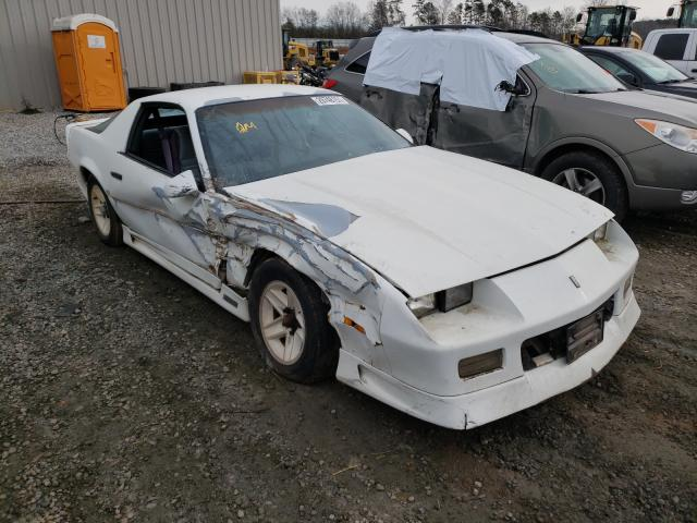 Chevrolet Camaro RS salvage cars for sale: 1991 Chevrolet Camaro RS