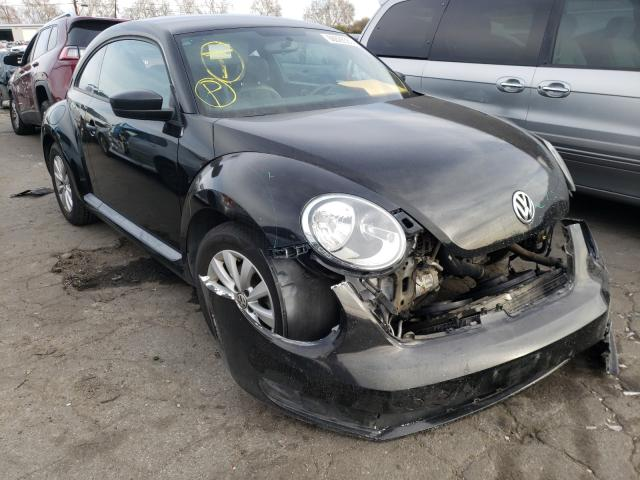 Salvage cars for sale from Copart Colton, CA: 2015 Volkswagen Beetle 1.8