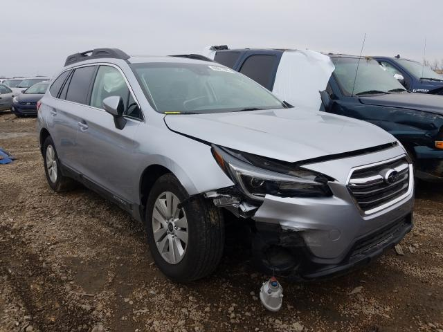 Salvage cars for sale from Copart Bridgeton, MO: 2019 Subaru Outback 2