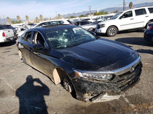 Salvage cars for sale from Copart Colton, CA: 2019 Honda Accord EXL