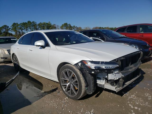 Volvo salvage cars for sale: 2019 Volvo S90 T6 MOM