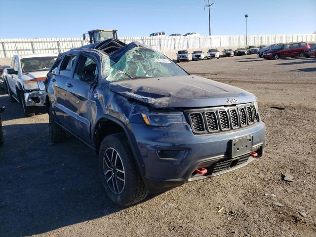 Jeep salvage cars for sale: 2020 Jeep Grand Cherokee