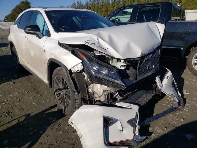 Vehiculos salvage en venta de Copart York Haven, PA: 2017 Lexus RX 350 Base