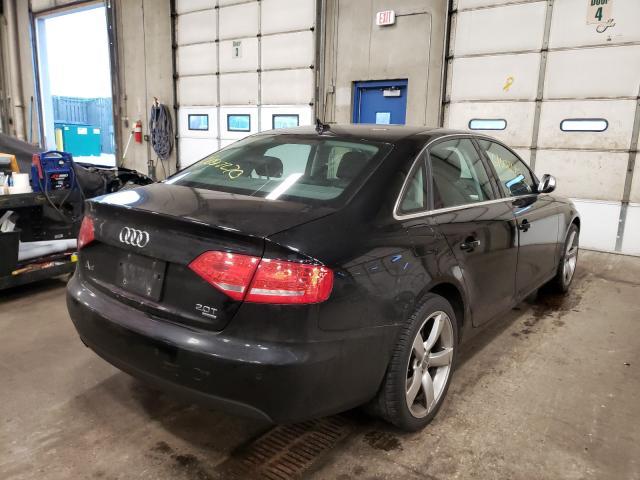 цена в сша 2010 Audi A4 Premium 2.0L WAUFFAFL3AN016016