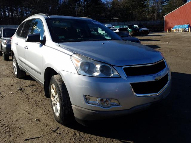 Salvage cars for sale from Copart Mendon, MA: 2011 Chevrolet Traverse