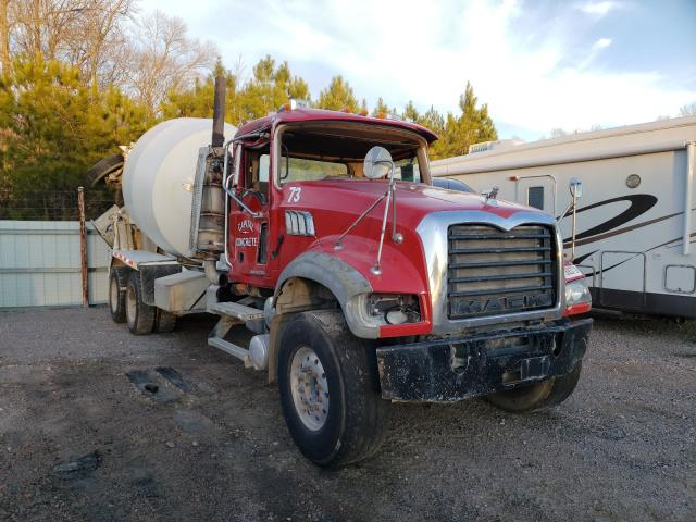 2008 Mack 700 GU700 for sale in Charles City, VA