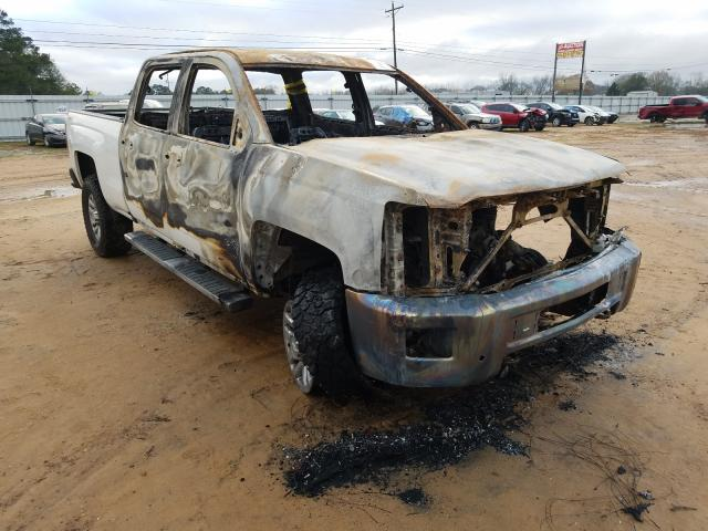 Salvage cars for sale from Copart Newton, AL: 2016 Chevrolet Silverado