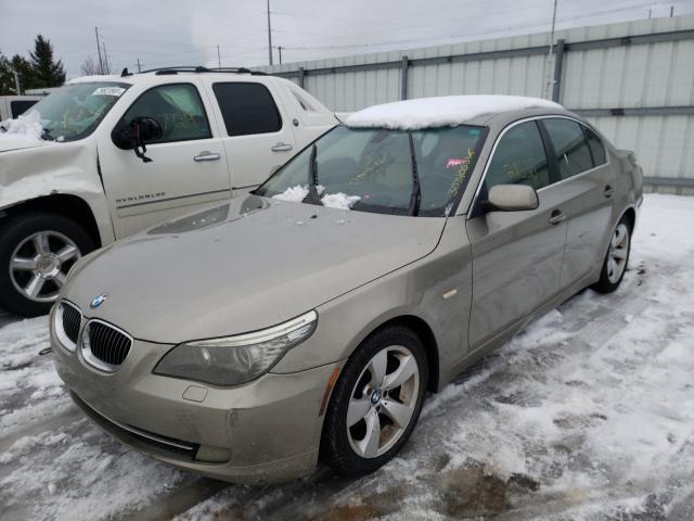BMW 5 SERIES 2008 1