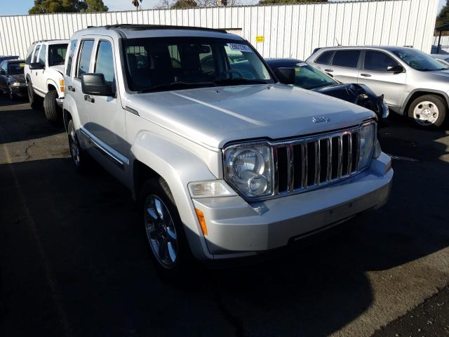 Salvage cars for sale from Copart Vallejo, CA: 2008 Jeep Liberty LI