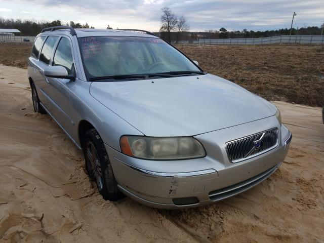 Volvo salvage cars for sale: 2006 Volvo V70 2.5T