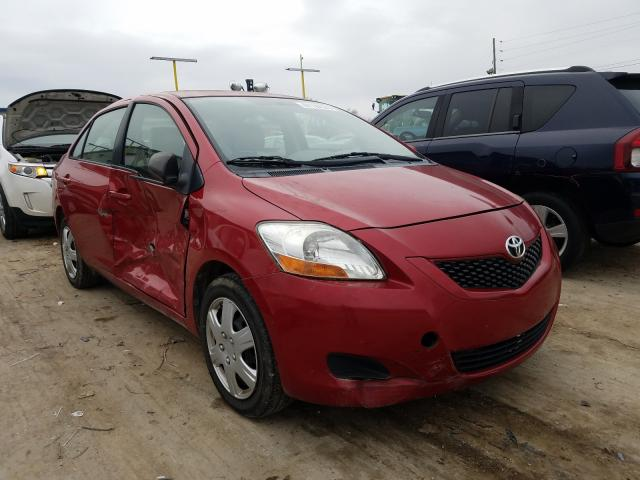Toyota Yaris salvage cars for sale: 2009 Toyota Yaris