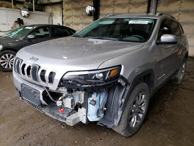 из сша 2019 Jeep Cherokee L 2.4L 1C4PJMLB7KD213829