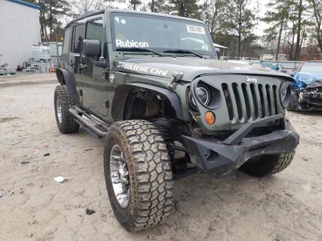 Vehiculos salvage en venta de Copart Austell, GA: 2008 Jeep Wrangler U
