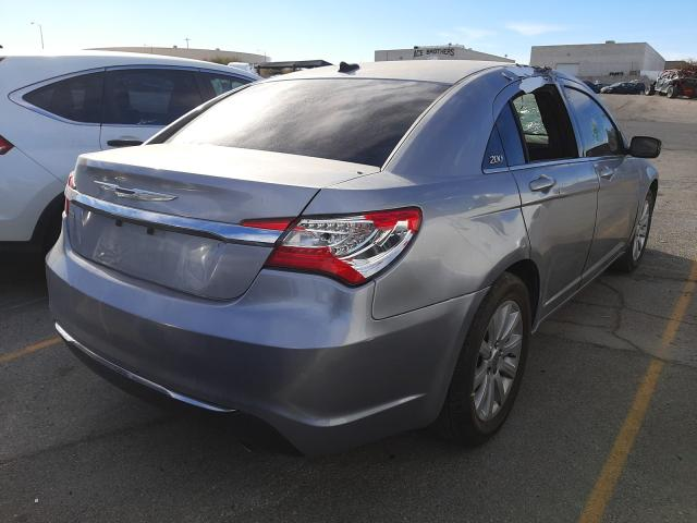 цена в сша 2014 Chrysler 200 Tourin 3.6L 1C3CCBBG8EN144730
