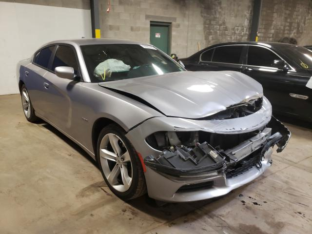Dodge salvage cars for sale: 2018 Dodge Charger RT